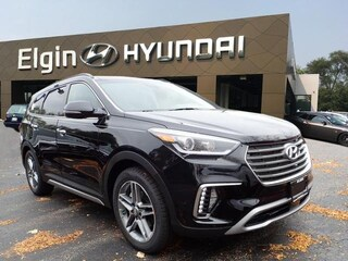 New 2019 Hyundai Santa Fe XL Limited Ultimate SUV in Elgin, IL