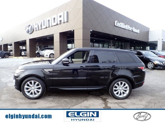 Used 2016 Land Rover Range Rover Sport For Sale Elgin, IL
