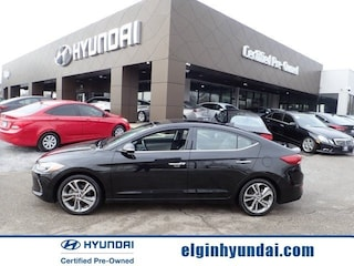 Certified 2017 Hyundai Elantra Limited Limited 2.0L Auto (Alabama) *Ltd Avail* in Elgin, IL