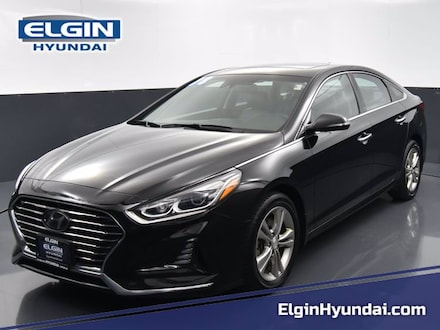 2018 Hyundai Sonata Limited Ultimate Package Limited 2.4L *Ltd Avail*