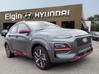 New 2019 Hyundai Kona Iron Man SUV in Elgin, IL
