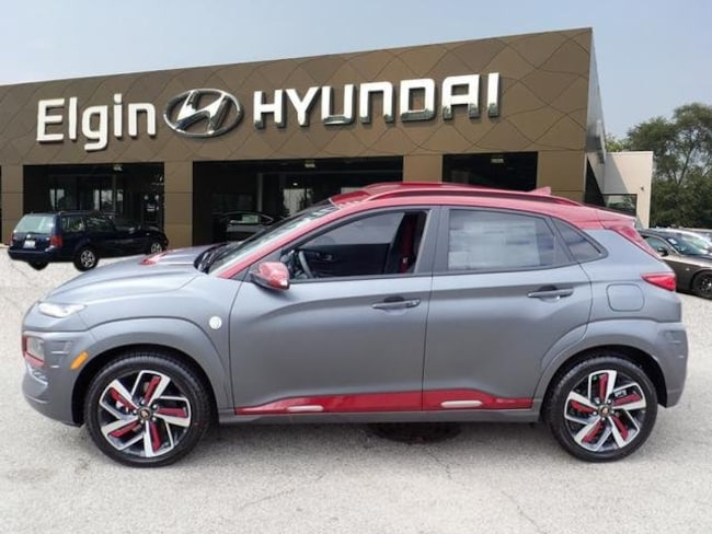 New 2019 Hyundai Kona Ultimate SUV For Sale/lease Elgin, Illinois