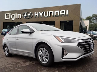 New 2019 Hyundai Elantra SE Sedan in Elgin, IL