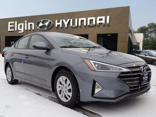 New 2019 Hyundai Elantra SE Sedan For Sale/lease Elgin, Illinois