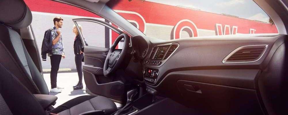 2019 Hyundai Accent Safety