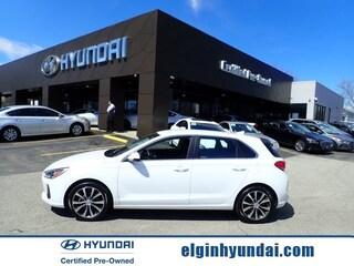 new 2018 Hyundai Elantra GT Auto in Elgin, IL