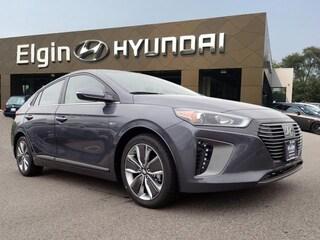 New 2019 Hyundai Ioniq Hybrid Limited Hatchback in Elgin, IL