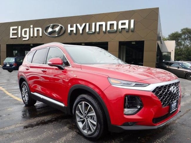 New 2019 Hyundai Santa Fe Ultimate 2.4 SUV For Sale/lease Elgin, Illinois