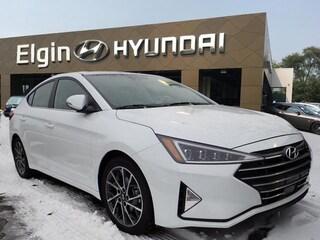 New 2019 Hyundai Elantra Limited Sedan in Elgin, IL