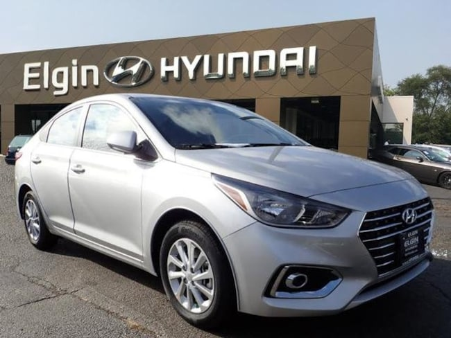 New 2019 Hyundai Accent SEL Sedan For Sale/lease Elgin, Illinois