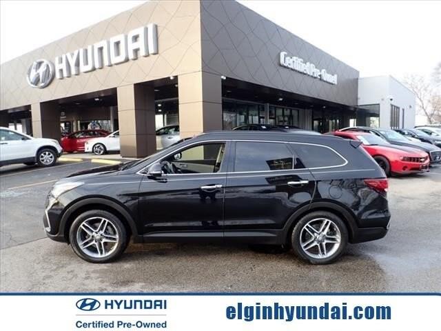 2017 Hyundai Santa Fe SE Ultimate SE Ultimate 3.3L Auto