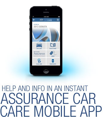 hyundai car care app