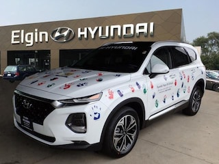 New 2019 Hyundai Santa Fe Limited 2.0T SUV in Elgin, IL