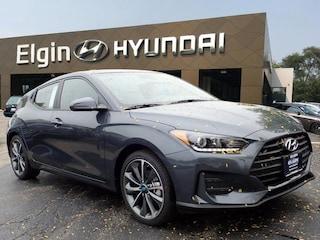 New 2019 Hyundai Veloster 2.0 Premium Hatchback in Elgin, IL