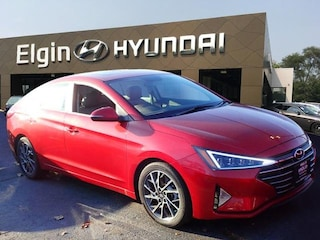 New 2019 Hyundai Elantra Limited Sedan in Elgin, IL