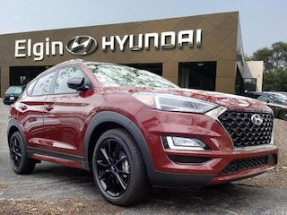 New 2019 Hyundai Tucson Night SUV in Elgin, IL