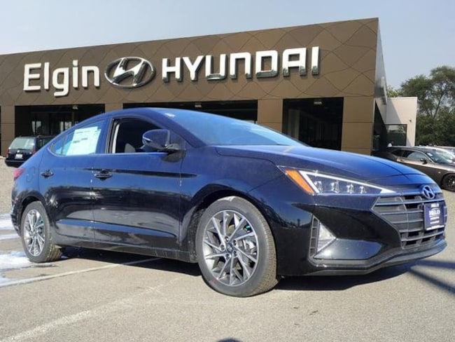New 2019 Hyundai Elantra Limited Sedan For Sale/lease Elgin, Illinois