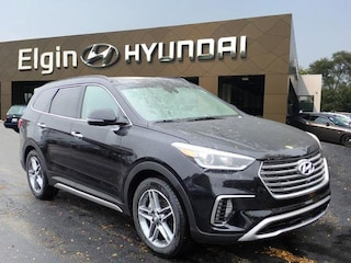 New 2019 Hyundai Santa Fe XL Limited Ultimate SUV in Elgin, IL