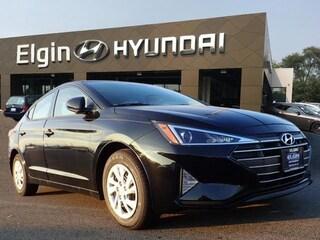 New 2019 Hyundai Elantra SE Sedan in Elgin, IL