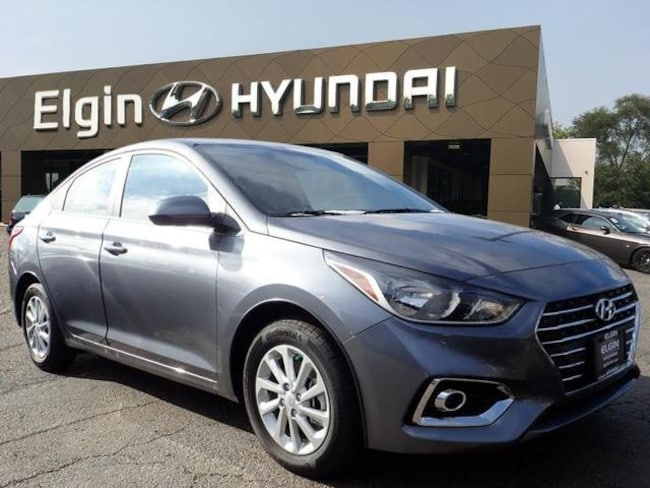 New 2019 Hyundai Accent SEL Sedan For Sale/lease Elgin, Illinois