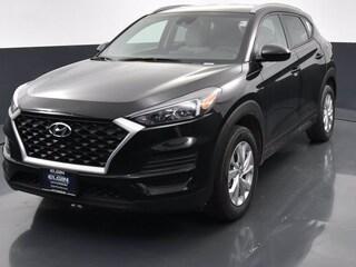 New 2021 Hyundai Tucson Value SUV in Elgin, IL
