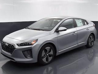 New 2021 Hyundai Ioniq Hybrid SEL Hatchback in Elgin, IL