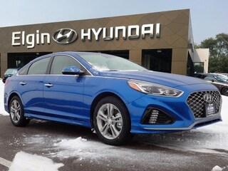 New 2019 Hyundai Sonata Limited Sedan in Elgin, IL