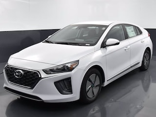 New 2021 Hyundai Ioniq Hybrid SE Hatchback in Elgin, IL