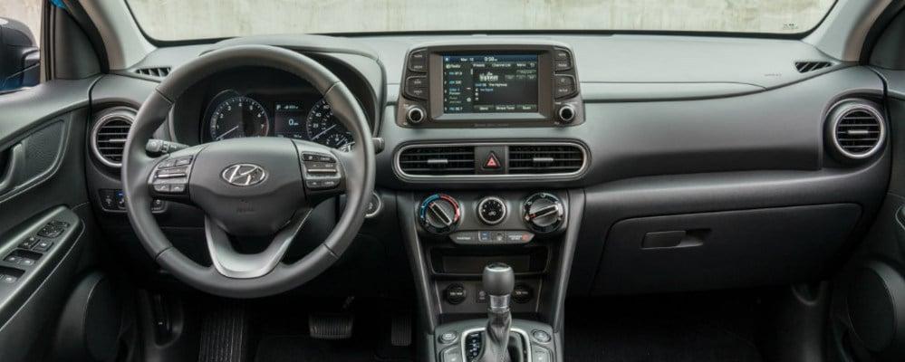 2018 Hyundai Konda Cockpit
