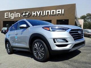 New 2019 Hyundai Tucson Limited SUV in Elgin, IL