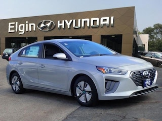 New 2020 Hyundai Ioniq Hybrid Blue Hatchback in Elgin, IL