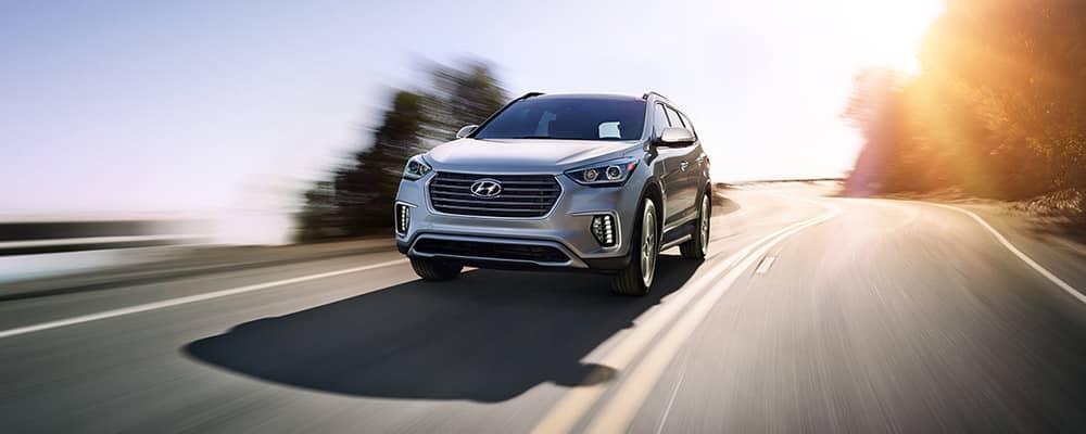 Certified Pre Owned Hyundai Santa Fe