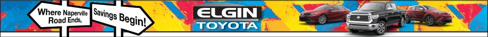 Save at Elgin Toyota