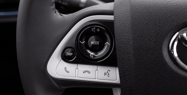 Toyota Prius Interior Boasts Stylish Looks, High-Tech Design