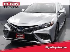 2022 Toyota Camry Hybrid XSE FWD