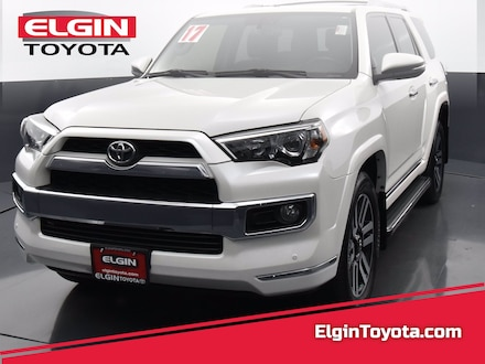 Featured Used 2017 Toyota 4Runner 4x4 for Sale near Elgin, IL