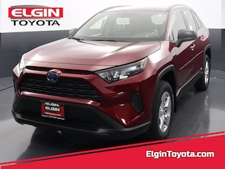 New 2021 Toyota RAV4 Hybrid LE AWD for Sale in Streamwood, IL