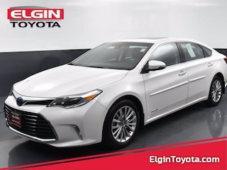Certified Pre-Owned 2016 Toyota Avalon Hybrid Front-wheel Drive for Sale near Elgin, IL