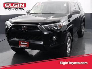 Certified Pre-Owned 2016 Toyota 4Runner 4x4 for Sale near Elgin, IL