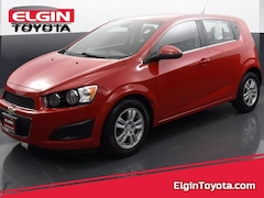 Used car 2013 Chevrolet Sonic Front-wheel Drive for sale in Streamwood, IL