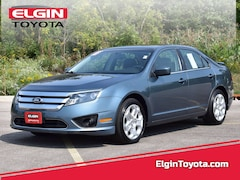 Used 2011 Ford Fusion Front-wheel Drive under $10,000 for Sale in Elgin