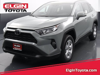 New 2021 Toyota RAV4 XLE AWD for Sale in Streamwood, IL