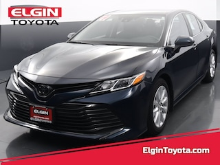 Certified Pre-Owned 2019 Toyota Camry Front-wheel Drive for Sale near Elgin, IL