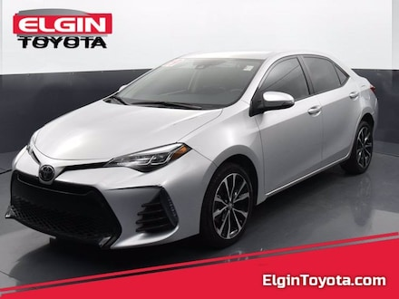 Featured Used 2019 Toyota Corolla Front-wheel Drive for Sale near Elgin, IL