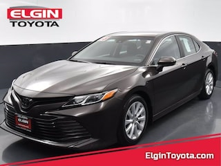 Certified Pre-Owned 2018 Toyota Camry Front-wheel Drive for Sale near Elgin, IL