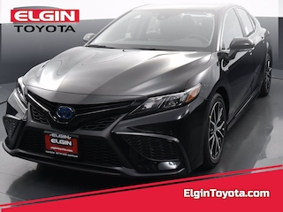 New 2021 Toyota Camry Hybrid SE FWD for Sale in Streamwood, IL