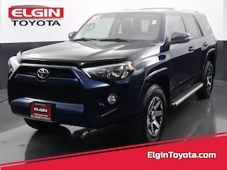 Certified Pre-Owned 2018 Toyota 4Runner 4x4 for Sale near Elgin, IL