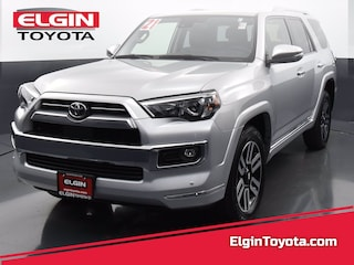 Certified Pre-Owned 2021 Toyota 4Runner 4x4 for Sale near Elgin, IL