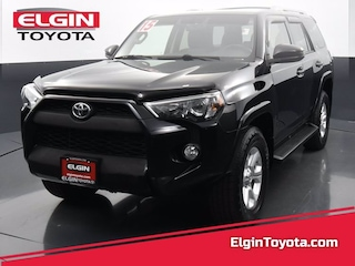 Certified Pre-Owned 2015 Toyota 4Runner 4x4 for Sale near Elgin, IL
