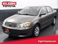 Used car 2004 Toyota Corolla Front-wheel Drive for sale in Streamwood, IL